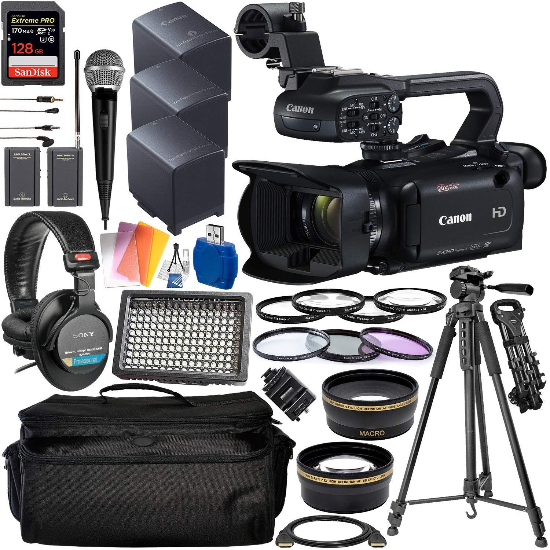 Canon XA40 Compact Full HD Cam