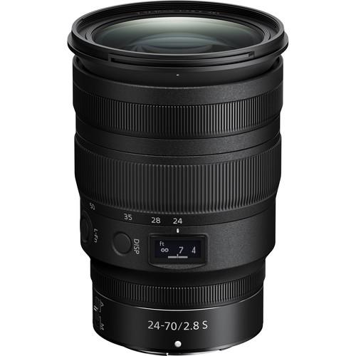 Image of Nikon NIKKOR Z 24-70mm F/2.8 S Lens