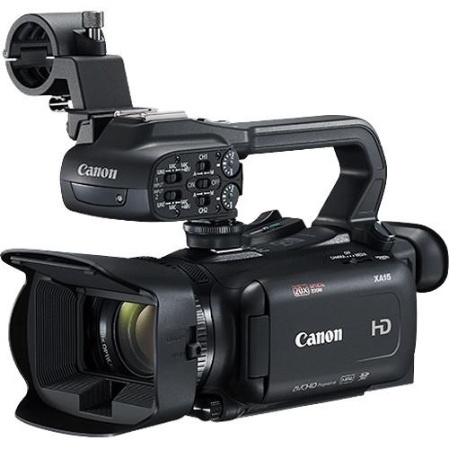 Canon XA15 Compact Full HD ENG