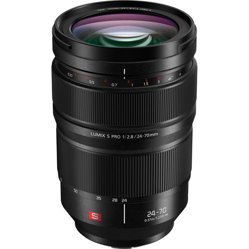 Image of Panasonic Lumix S Pro 24-70mm F/2.8 Lens