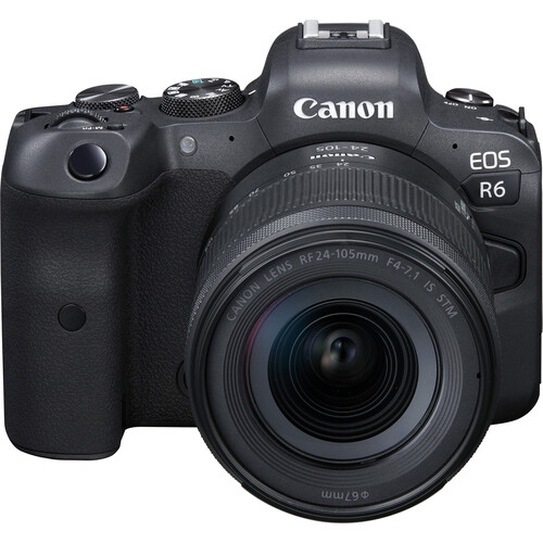 Canon EOS R6 Mirrorless Digita
