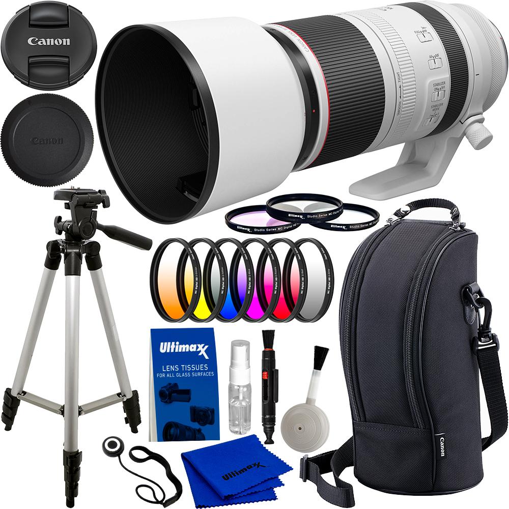 Canon RF 100-500mm f/4.5-7.1L