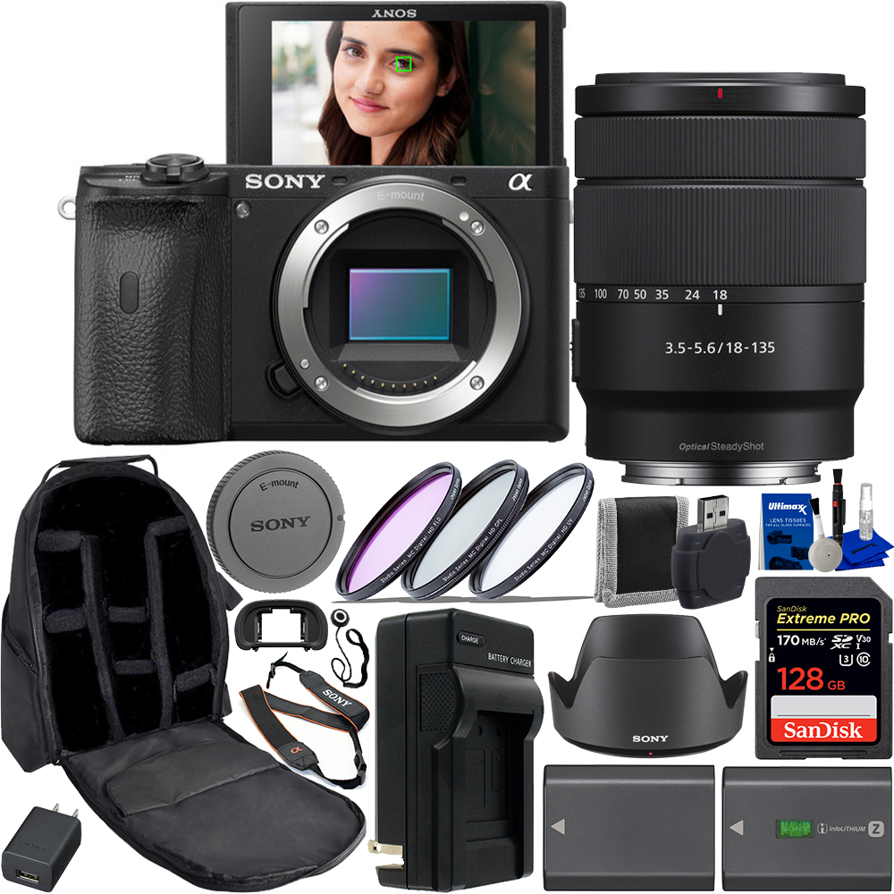 Sony Alpha a6600 Mirrorless Di