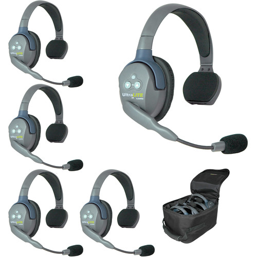 Eartec UL5S 5-Person Full-Dupl