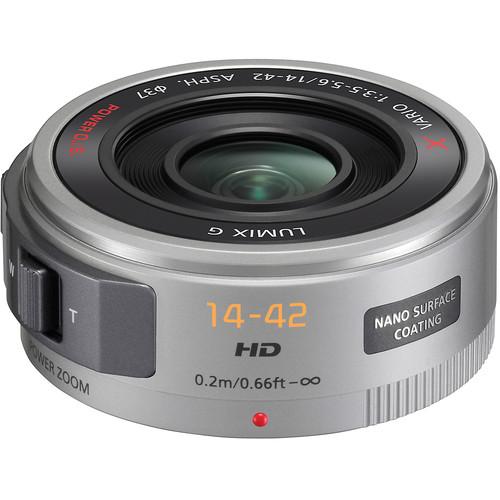 Image of Panasonic Lumix G X Vario PZ 14-42mm F/3.5-5.6 ASPH. POWER O.I.S. Lens