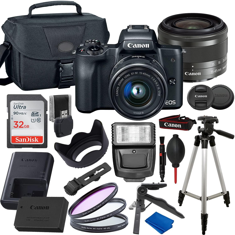 Canon EOS M50 Mirrorless Digit