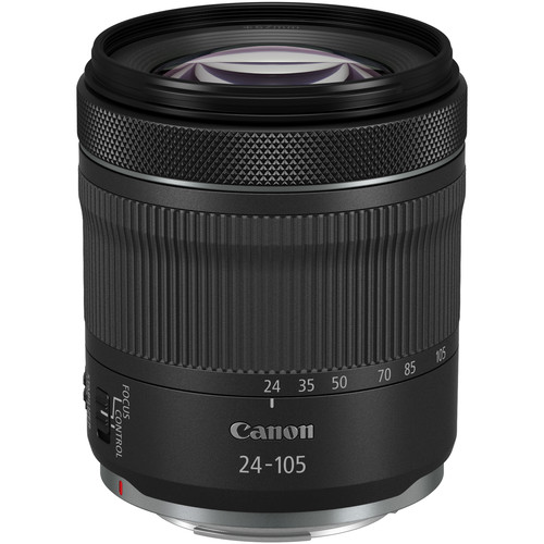 Image of Canon RF 24-105mm F/4-7.1 IS STM Lens