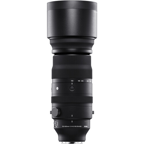Image of Sigma 150-600mm F/5-6.3 DG DN OS Sports Lens For Sony E