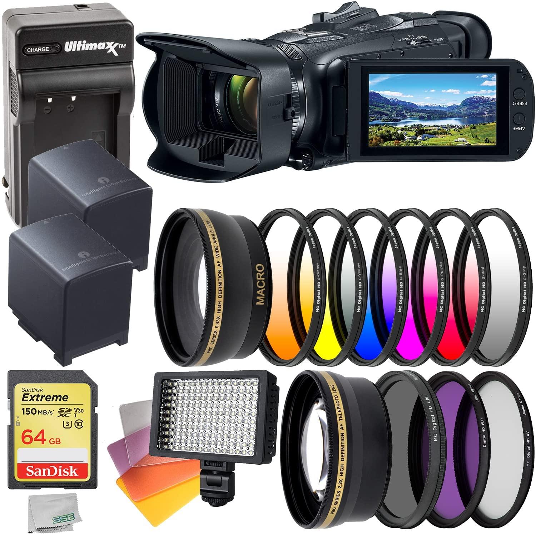 Canon Vixia HF G50 UHD 4K Camc
