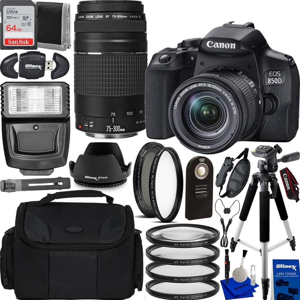 Canon EOS 850D Digital SLR Cam