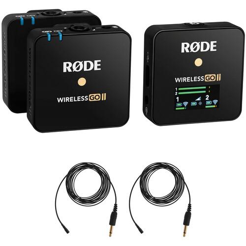 Rode Wireless GO II 2-Person C