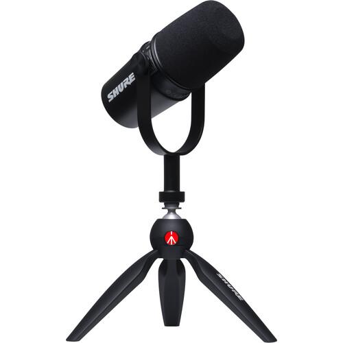 Shure MV7 Podcast Microphone B