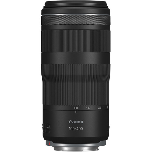 Canon RF 100-400mm f/5.6-8 IS